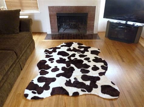 faux cow print rug faux cow hide rug cow 28 images ikea cowhide rug review simple details ikea stockholm rand