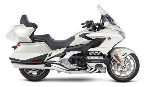 honda gold wing  pearl white motorcycles  wichita ks wh