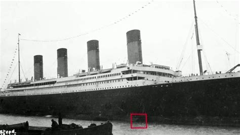 Titanic Sinking Reason by Real Footage Of The Titanic Sinking Sinks Ideas