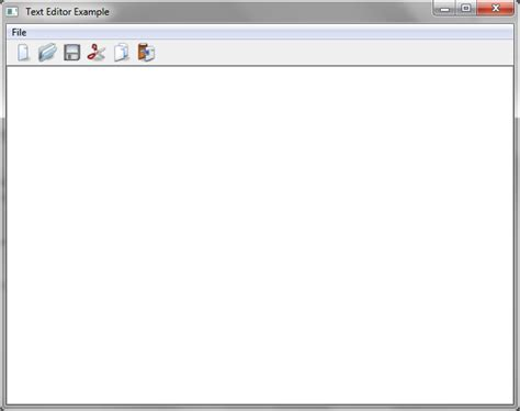 qml toolbar layout qt quick text editor guide ui qt 5 10