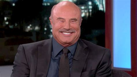 dr phil dr phil reveals he six ribs this summer