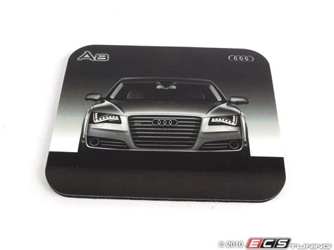 Audi Mouse Pad genuine volkswagen audi acmahh708 a8 mouse pad no