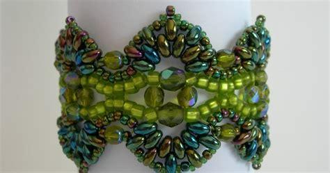 Jubeads box: 9 10.8.12 Twin Spades Bracelet by Smadar Grossman