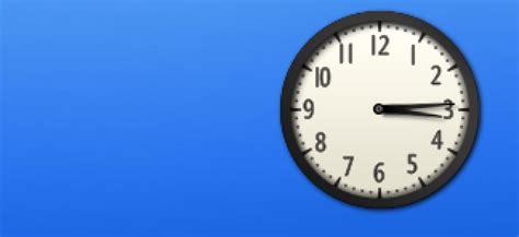 clock wallpaper for windows 10 add a clock desktop widget in windows 10 ask dave taylor
