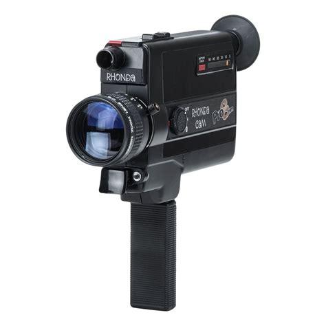 Rhonda Cam Super 8 Camera Pro8mm