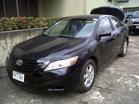Price For 2007 Toyota Camry Registered 2007 Toyota Camry Le At An Unbeatable Price