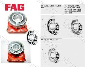 fag bearing 16003 2z (17x35x8mm)