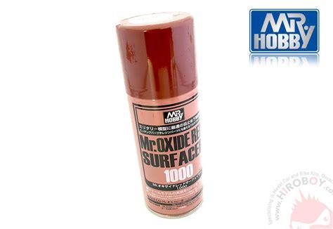 B525 Mr Oxide Surfacer 1000 mr oxide primer surfacer 1000 spray 170ml gsi b525 gunze sangyo mr hobby