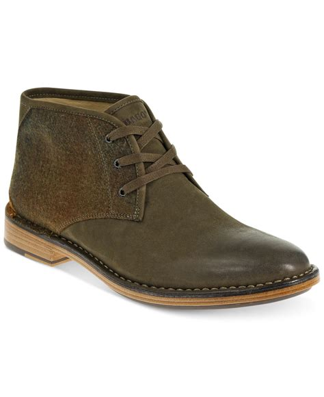 sebago boots sebago halyard chukka boots in brown for lyst