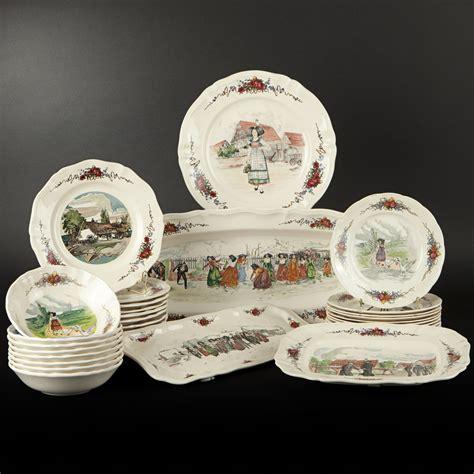 marque de vaisselle de table service de table sarreguemines vaisselle