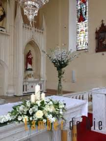 church altar decorations 17 best images about church wedding decorations on altar flowers church wedding