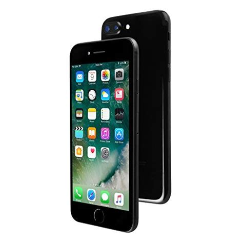 As New Iphone 7 256gb Black Wireless 1 Apple Iphone 7 Plus 256gb Jet Black Certified Refurbished Review 2018 40 Discounts And