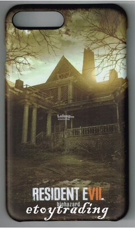 Resident Evil 7 Iphone 6 ps4 resident evil biohazard iphone end 3 27 2017 11 15 am