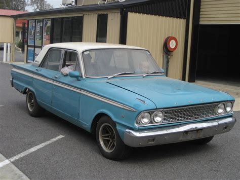 Ford Fairlane Parts by 1963 Ford Fairlane Compact Parts