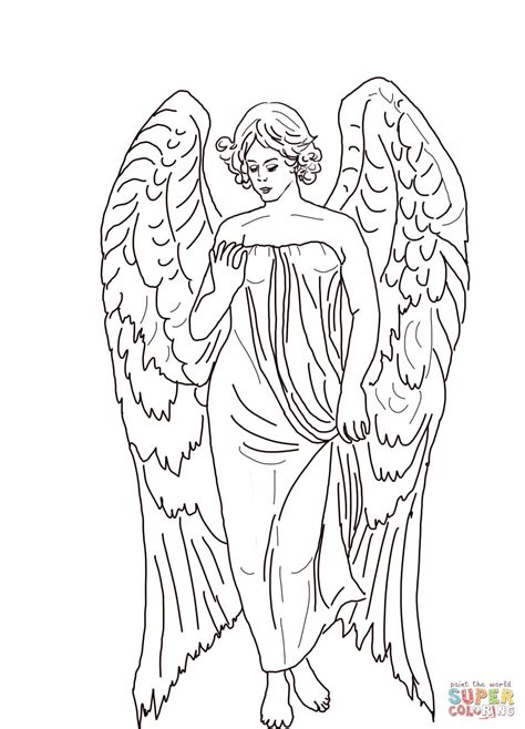 guardian angels coloring page guardian angel coloring page free printable coloring pages