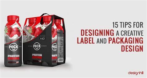 label design make your packaging fizz 15 tips for designing a creative label and packaging design