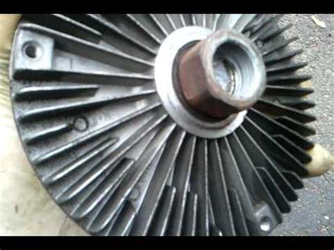 2003 bmw 525i fan clutch replacing 525i bmw fan clutch