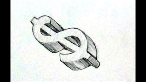draw dollar sign  beginners   youtube
