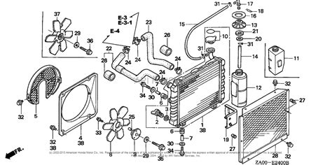 radiator parts covington ga radiator free engine image for user manual download honda engines gx360k1 dd engine jpn vin ga01 1100001 to ga01 1399999 parts diagram for radiator