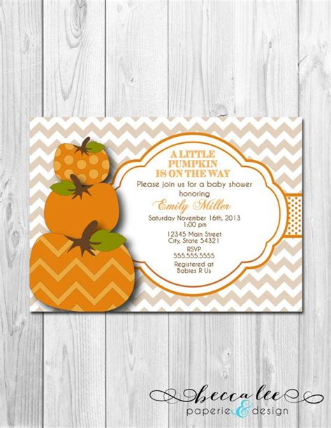 Pumpkin Baby Shower by 25 Best Ideas About October Baby Showers On
