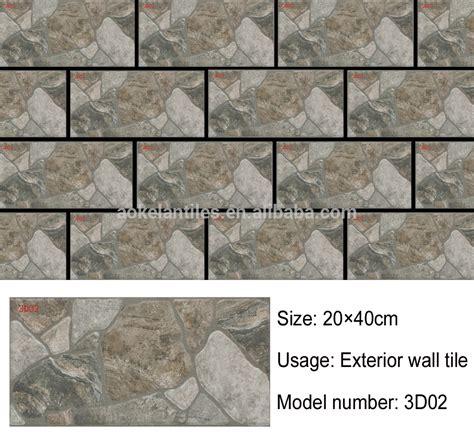Buy Wall Tiles 20x40cm Exterior Ceramic Wall Tile Buy Wall Tiles