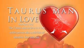 Libras personality love taurus man in love personality