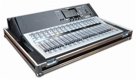 Mixer Frame W Module V 1000b foam mounted mixer flightcase for yamaha tf5