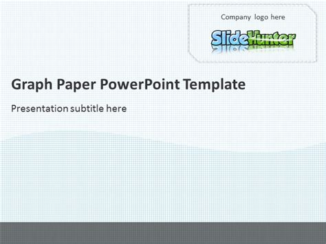 Graph Paper Powerpoint Template Powerpoint Presentation Ppt Graph Paper Template Powerpoint
