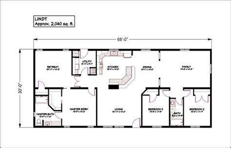 modular home floor plans 4 bedrooms fuller modular homes 28 modular home floor plans modular ranch modular