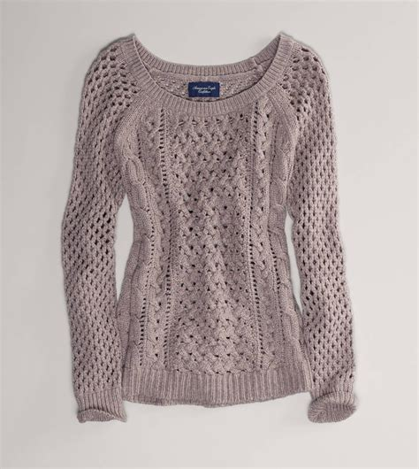 Where Can I Buy An American Eagle Gift Card - ae open stitch cable sweater american from american eagle