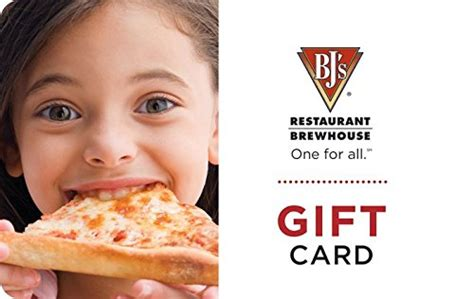 Bj S Gift Card Deals - 50 bj s restaurant brewhouse gift card only 40 00 edealinfo com today s