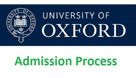 Oxford Mba Distance Learning by Admission Process Of Oxford How To Get