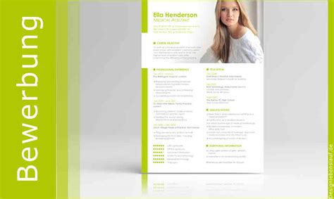 Lebenslauf Template Design Cv Exles And Cover Letter In Word Openoffice