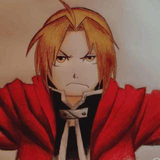 edward elric sketch   anime amino