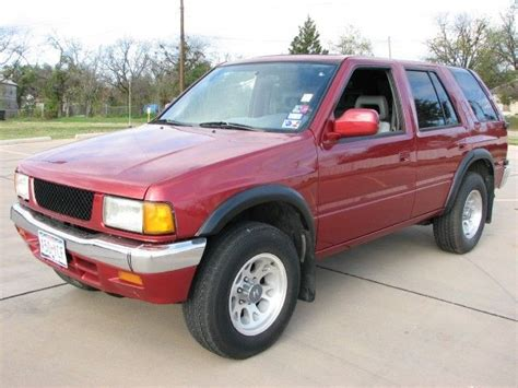 1995 honda passport information and photos momentcar