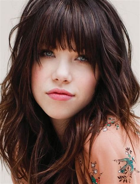 Hairstyles For With Faces by 100 Inspiration Hairstyles With Bangs For
