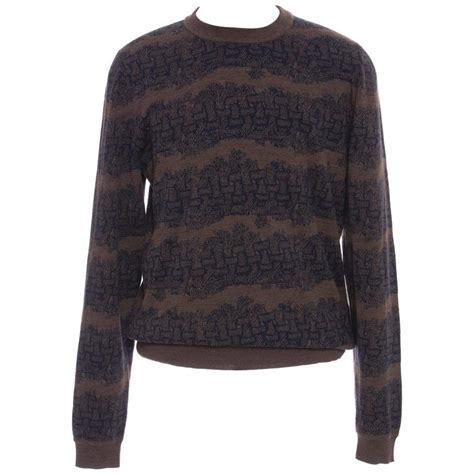 Side Rope Sweater by Louis Vuitton Christopher Nemeth S Wool Sweater With