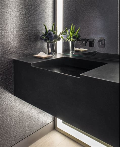 Minimalist Vanity by Minimalist Vanity Mirror Black Floating Sink
