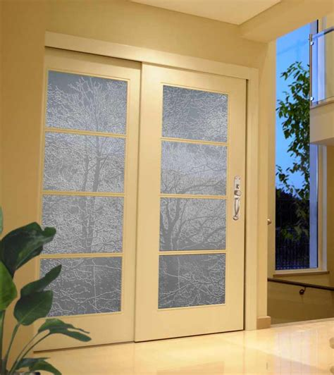 Frosted Glass Door Designs Frosted Glass Door Panels Clearlight Designs