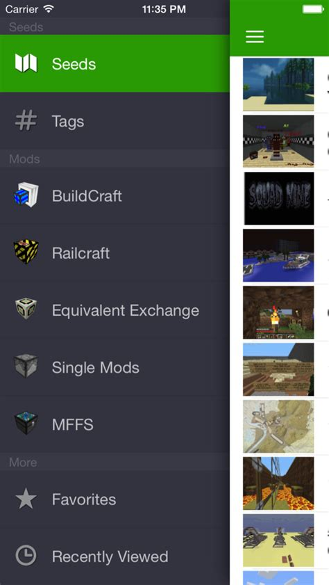 download game mod for ios seeds mods for minecraft pe best pocket edition