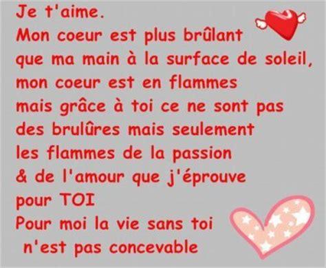 Modèles De Lettre D Amour Poeme D Amour De Missjulie1430