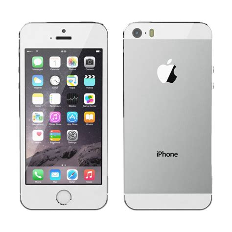 t iphone 5s used iphone 5s 16gb at t unlocked silver powermax