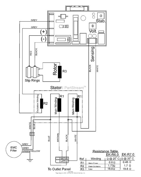 sx460 avr wiring diagram pdf images wiring diagram