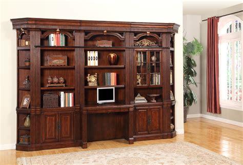 bookcase desk wall unit wellington 32 quot bookcase wall unit from parker house