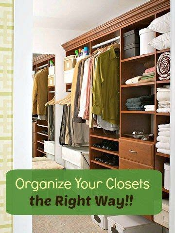 easy ways to organize your closet 107 best images about closet organization on