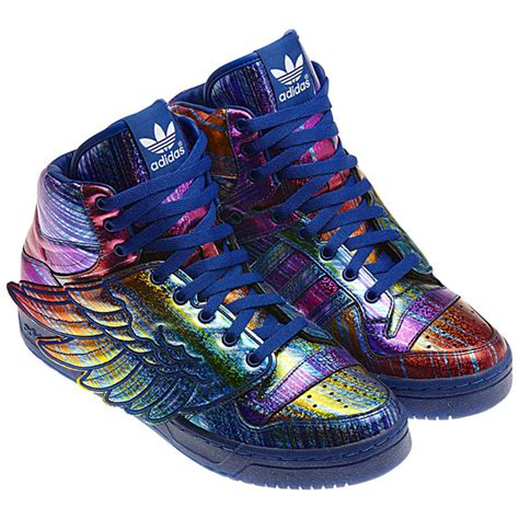 adidas originals by js wings synthetic quot hologram quot sole collector