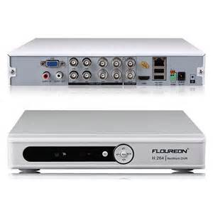 Harddisk Cctv Recorder Floureon 8ch Security Dvr Digital Recorder 1t