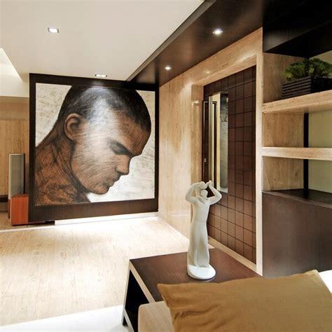 luxurious interiors  indian contemporary art
