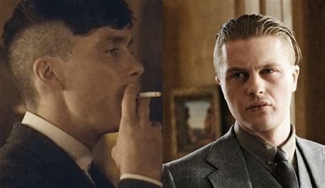 peaky blinders hairstyles best 25 peaky blinder haircut ideas on pinterest