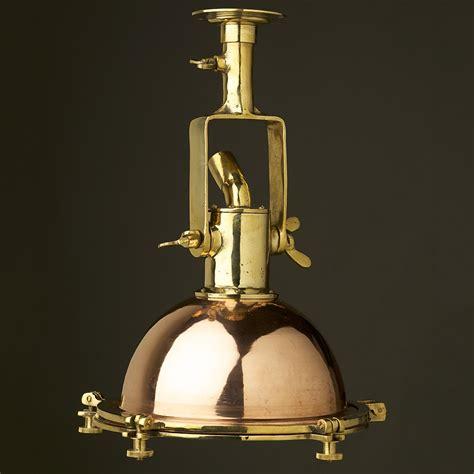antique brass ship lights vintage brass small ships deck light edison light globes